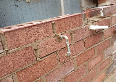 Wall Tie and Repair